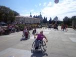 Pokaz na Placu Artystów w Kielcach-5